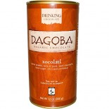 [Dagoba Organic Chocolate] Hot Chocolate Xocolatl w/Chilis, Fair Trade  At least 95% Organic