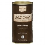 [Dagoba Organic Chocolate] Hot Chocolate Dark, Unsweetened, Fair Trade  At least 95% Organic