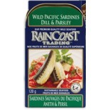 [Raincoast Trading] Wild Pacific Sardines Dill & Parsley
