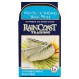 [Raincoast Trading] Wild Pacific Sardines Spring Water
