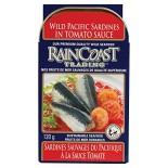 [Raincoast Trading] Wild Pacific Sardines In Tomato Sauce