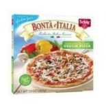 [Schar] Pizza Veggie, Thin Crust