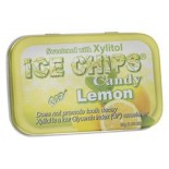 [Ice Chips Candy] Sweetened w/Xylitol Lemon