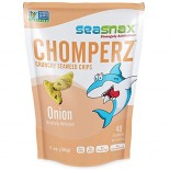 [Seasnax] Seaweed Snax Chomperz, Onion