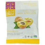 [Fruit Bliss] Soft & Moist Dried Fruit Mini Turkish Apricots  100% Organic