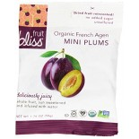 [Fruit Bliss] Soft & Moist Dried Fruit Mini French Agen Plums  100% Organic