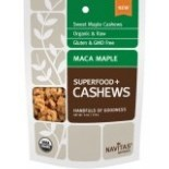 [Navitas Naturals] Cashews Maca Maple, Superfood  At least 95% Organic
