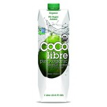 [Coco Libre]  Coconut Water(1 Ltr)  At least 95% Organic