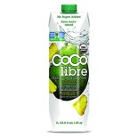 [Coco Libre]  Coconut Water, Pineapple (1ltr)  At least 95% Organic
