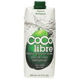 [Coco Libre]  Coconut Water  At least 95% Organic
