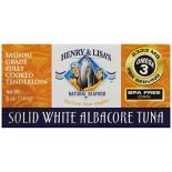 [Henry & Lisa`S] Seafood/Fish-Tuna Tuna, Solid White Albacore