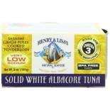 [Henry & Lisa`S] Seafood/Fish-Tuna Tuna, Sashimi Albacore, No Salt