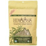 [Himalania] Hemp Seeds Toasted with Pink Salt  At least 95% Organic