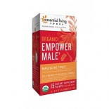 [Essential Living Foods] Supplements Empower Male  At least 95% Organic
