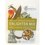 [Essential Living Foods] Superfood Snack Blends Enlighten Trail Mix  At least 95% Organic