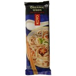 [Koyo] Heirloom Noodles Udon, Round  At least 95% Organic