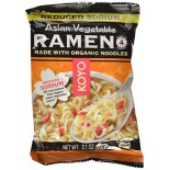 [Koyo] Ramen Noodles Asian Vegetable, Reduced Sodium  At least 70% Organic