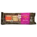 [Koyo] Organic Rice Crackers Sea Salt  At least 95% Organic