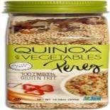 [Pereg] Quinoa With Vegetables
