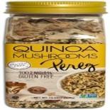[Pereg] Quinoa with Mushrooms