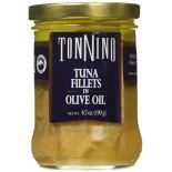 [Tonnino] Gourmet Tuna Fillets In Olive Oil