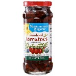 [Mediterranean Organic] Sundried Tomatoes In Olive Oil  At least 95% Organic