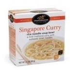 [Snapdragon] Rice Noodle Soup Bowls Singapore Curry