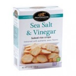 [Snapdragon] Baked Rice Crisps Sea Salt & Vinegar
