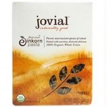 [Jovial] Whole Grain-Einkorn Pasta Fusilli  100% Organic