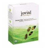 [Jovial] Brown Rice Pasta Penne Rigate  100% Organic