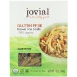 [Jovial] Brown Rice Pasta Caserecce  100% Organic