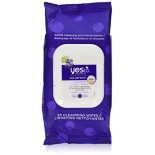 [Yes To]  Blubry, Clnsng Face Twlett 25ct
