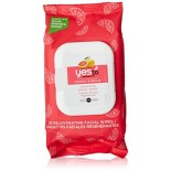 [Yes To]  Facial Wipes,Grapefruit