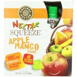 [Natural Nectar] Nectar Squeeze Apple Mango