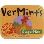 [Vermints] All Natural Breath Mints Gingermint