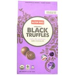 [Alter Eco] Chocolate Black Truffle, 10-Pack  At least 95% Organic