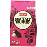 [Alter Eco] Chocolate Truffles, Dark, Sea Salt 10 PK  At least 95% Organic