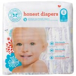 [The Honest Co]  Diapers,Bloom Size 6XXL