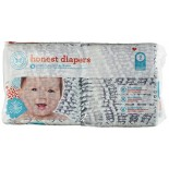 [The Honest Co]  Diapers,Anchors/Stripe 2 S/M