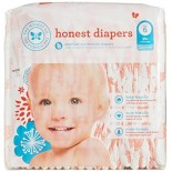 [The Honest Co]  Diapers, Giraffes Size 6XXL