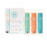 [The Honest Co]  Lip Balm Gravity, Orange Vanilla  At least 95% Organic