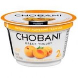 [Chobani] Greek Yogurt, Lowfat Apricot, FOB