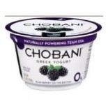 [Chobani] Greek Yogurt, Nonfat Blackberry, FOB