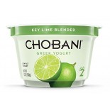 [Chobani] Greek Yogurt, Low Fat, Blended Key Lime, Blended