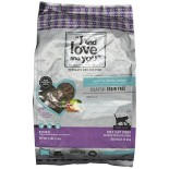 [I And Love And You] Cat Kibble - Nude Food Surf` n Chick Recipe