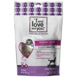 [I And Love And You] Dog Treats Nice Jerky, Venison Bites