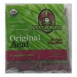 [Sambazon] Freezer Packs Original Acai, 4-pk  At least 95% Organic