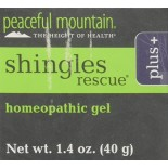 [Peaceful Mountain] Rescue Products Shingles Rescue Plus