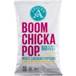 [Angie`S] Boomchickapop Popcorn, White Cheddar