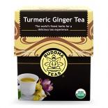 [Buddha Teas]  Turmeric Ginger  100% Organic
